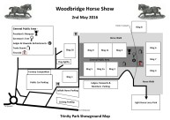 2016 Showground Map