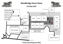 2016 Showground Map